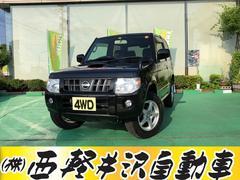 キックスRX 4WD 純正ナビ シートヒーター