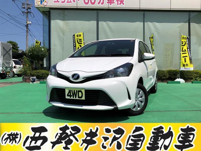 トヨタ F 4WD キーレス CD