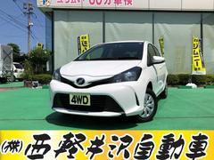 ヴィッツF 4WD キーレス CD