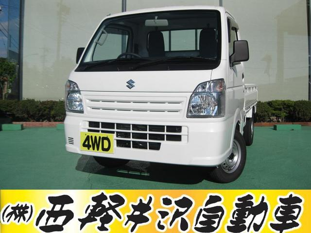 スズキ KCパワステ 4WD ABS