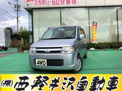 eKワゴンG 4WD キーレス CD
