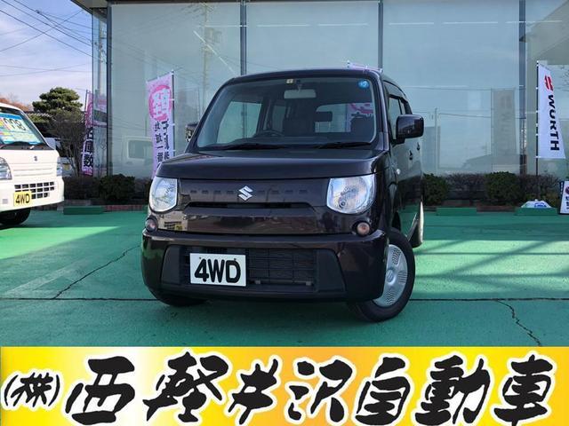 スズキ G 4WD バックカメラ キーレス CD