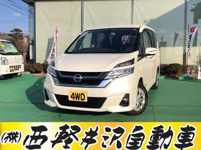 日産 X 4WD ナビ ETC アラウンドビューモニター