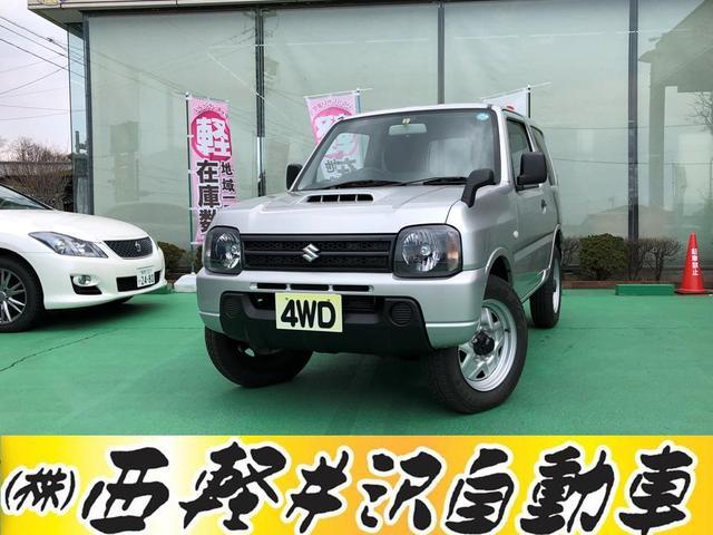 スズキ XG ターボ 4WD MT5速 キーレス