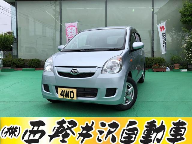 ダイハツ L 4WD マニュアル キーレス CD