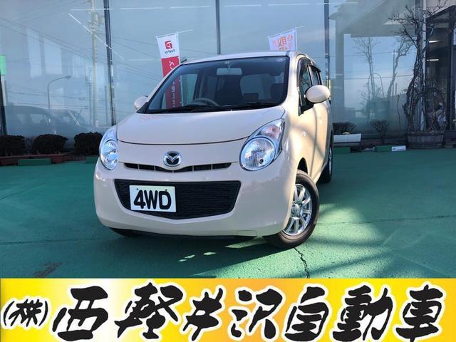 マツダ GS4 4WD スマートキー シートヒーター ナビ