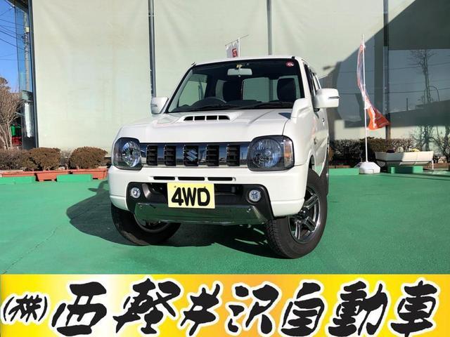 スズキ ランドベンチャー 4WD ナビ ETC シートヒーター