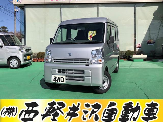 スズキ PA オートマ 4WD