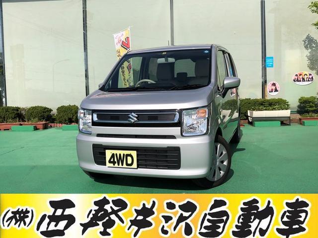 スズキ FA 4WD シートヒーター CD キーレス