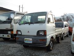 ミニキャブトラック4WD エアコン付