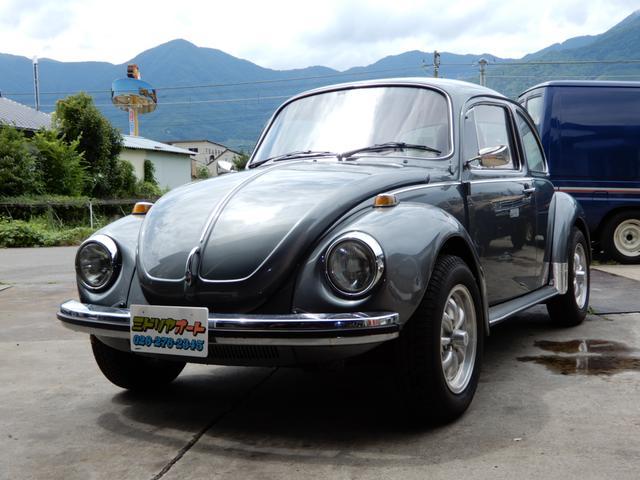 「フォルクスワーゲン」「VW ビートル」「クーペ」「長野県」の中古車
