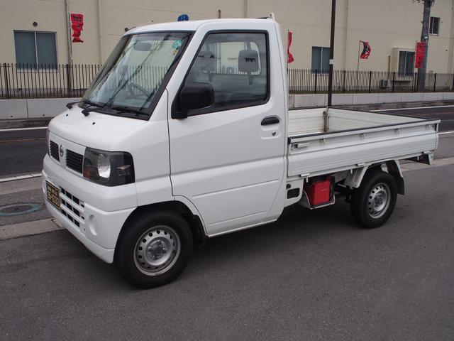 日産 SD 4WD パワステ