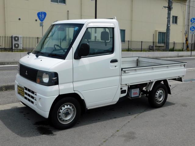 三菱 ミニキャブトラック Vタイプ 4WD エアコン パワステ