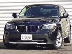 BMW X1xDrive 20i 4WD HDDナビ フルセグTV AW