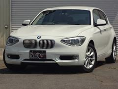 BMW116i スタイル ターボ ナビ ETC アルミ キーフリー