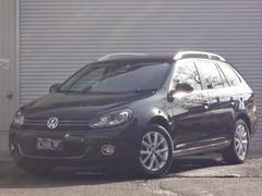 VW ゴルフTSIコンフォートラインプレミアムエディション ターボ ナビ