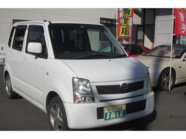 マツダ FX 4WD