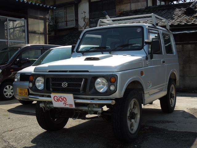 スズキ ワイルドウインド 4WD オートマ
