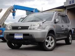 エクストレイル4WD サンルーフ