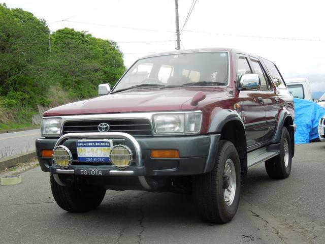 トヨタ SSR-X ワイド 4WD オートマ ナビ ETC