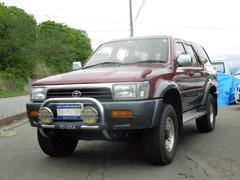 ハイラックスサーフSSR−X ワイド 4WD オートマ ナビ ETC