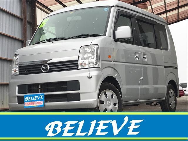 マツダ PXターボ 4WD ナビ TV ETC キーレス 車検整備付