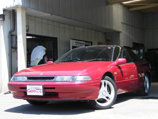 スバル 4WD パワーシート CD MD 17インチアルミホイール