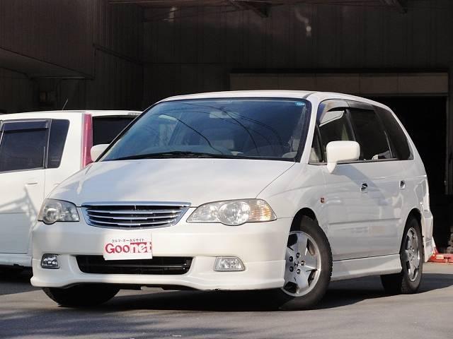 ホンダ L 4WD 7人乗り エアロ ナビ