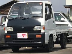 サンバートラック4WD 5速マニュアル 記録簿