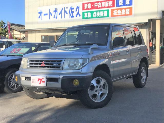 三菱 ZR 4WD キーレス 16インチアルミ エンスタ