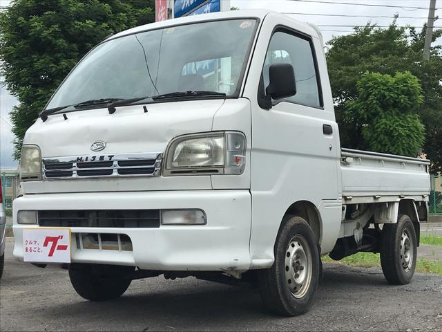 ダイハツ 4WD 5速マニュアル 三方開