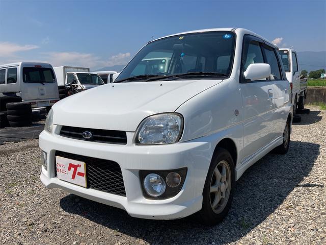 スバル FS リミテッド 4WD 5速マニュアル キーレス 走行56688キロ