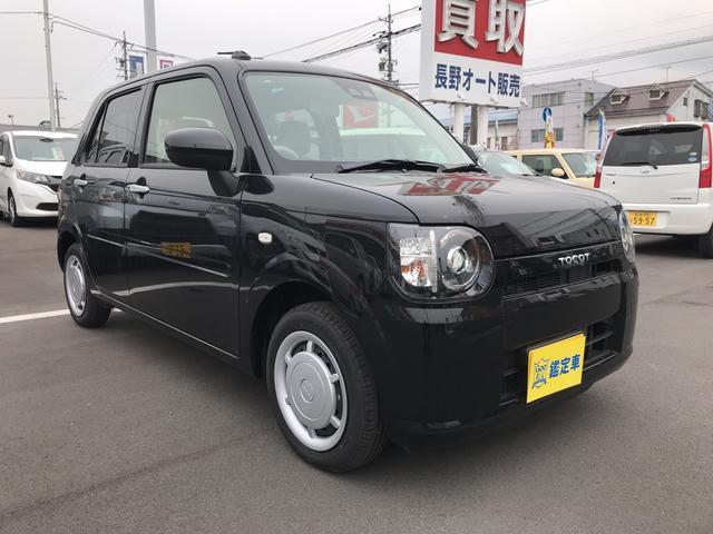 ダイハツ ミラトコット X SAIII 4WD 届出済未使用車 スマートキー