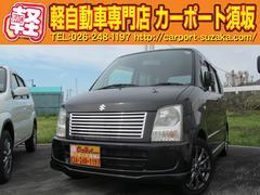 ワゴンRFT−Sリミテッド ターボ アルミ 新品タイヤ