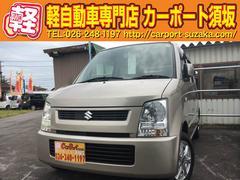 ワゴンRFX 4WD 5速マニュアル CDデッキ シートヒーター