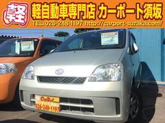ミラL 4WD 5速マニュアル CDデッキ キーレス 新品タイヤ