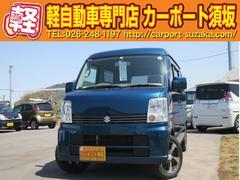 エブリイワゴンJPターボ 4WD オートマ シートヒーター CDデッキ