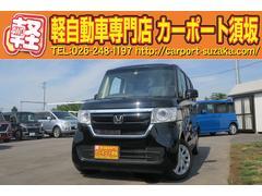 N BOXG・EXホンダセンシング 2WD LEDライト 左電動ドア