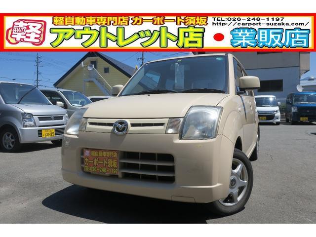 マツダ GII 2WD オートマ CDデッキ キーレス エアバッグ