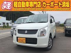 ワゴンRFX 4WD 5速マニュアル キーレス CDデッキ