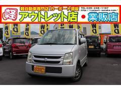 ワゴンRFX 4WD アルミホイール シートヒーター キーレス CD