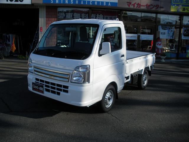 スズキ 農繁スペシャル 4WD キーレス PW AC PS ABS