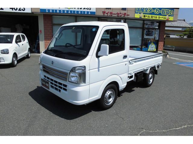 スズキ 農繁スペシャル 4WD AC PS PW キーレス ABS