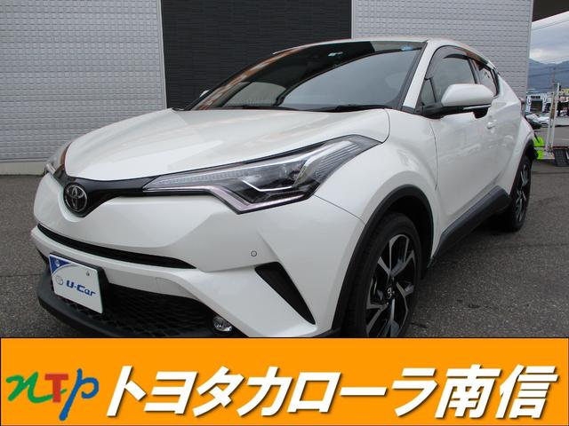 C−HR(トヨタ) G−T 中古車画像