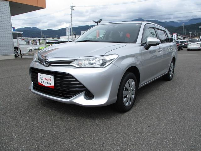 カローラフィールダー(トヨタ) 1.5G 中古車画像