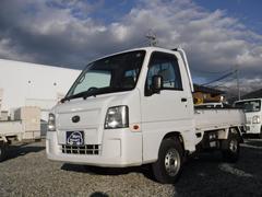 サンバートラックTB 4WD 三方開 5速マニュアル