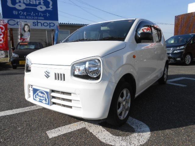 スズキ L レーダーブレーキサポート装着車 4WD CDオーディオ