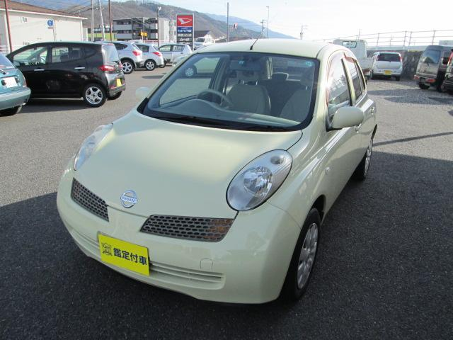 日産 12c フロアAT CDオーディオ キーレス ABS
