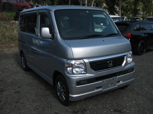 ホンダ Mターボ 4WD ETC CDオーディオ