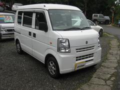 エブリイPC 4WD ワンオーナー 社外ナビ ETC